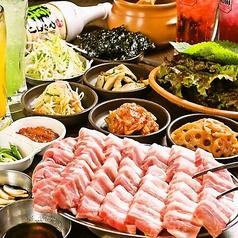 韓国路地裏食堂 カントンの思い出 上野店特集写真1