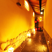 個室と京都の恵み おいでやすの雰囲気3