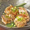 料理メニュー写真黒豚なんこつのトロトロ焼き