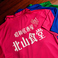 北山食堂オリジナルポロシャツ♪元気カラー5色を店頭で販売中★