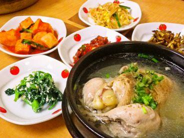 屋台 韓国居酒屋 甲府のおすすめ料理1