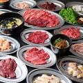 料理メニュー写真焼肉食べ放題2,838円~