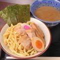 料理メニュー写真魚介豚骨つけ麺