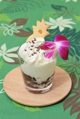 ハワイアンコーヒーゼリーフロート