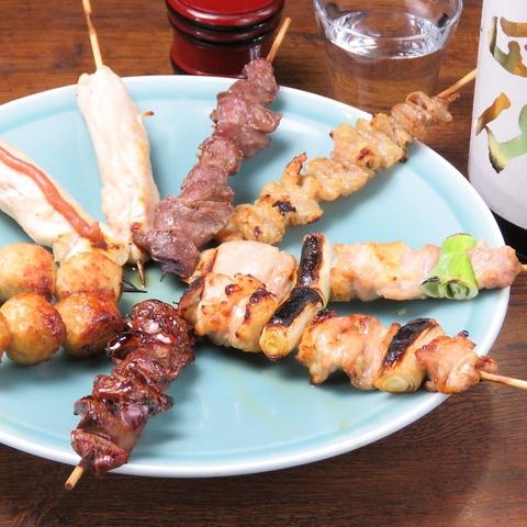 鴨居で焼き鳥とうなぎが美味しいと評判の居酒屋 日本酒が充実 個室で宴会も歓迎!!