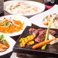 最大3時間飲み放題付コースが3000円~ご用意しております。豪華料理が並ぶお得なコースの数々は各種宴会にぴったりです◎飲み放題メニューもバラエティ豊かなので大満足間違いなしです♪