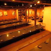 【全席完全個室】80名様~100名様のお席。