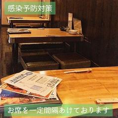地酒も飲み放題&創作居酒屋 SURIKEN シュリケン 古町店の雰囲気1