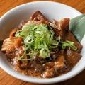 料理メニュー写真神戸牛のどて焼き