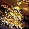 【豪華!!シャンパンタワー】贅沢なシャンパンタワーでパーティーを彩り!!貸切パーティーやサプライズバースデーと合わせてご利用ください。 ※応相談