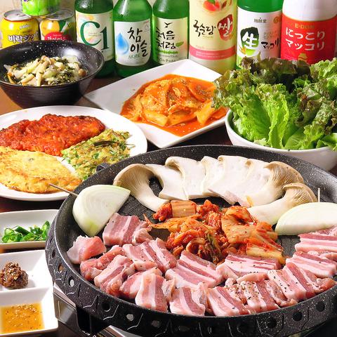 Korean dining MiLim