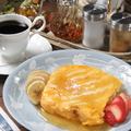料理メニュー写真【数量限定】スペシャルフレンチトースト