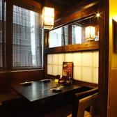 デートや会社宴会にも最適なテーブル席をご用意♪☆大久保 居酒屋 焼鳥 宴会 個室