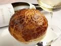 料理メニュー写真トリュフのスープ パイ包み
