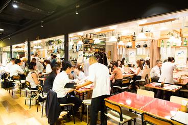 青山食堂の雰囲気1