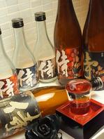 前田慶次郎のコラボ清酒