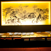 落ち着いた雰囲気の和室は居心地抜群♪※写真は系列店の店内です。