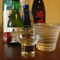 焼酎をはじめ、お酒も各種ございます!
