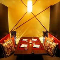 ◆デザイナーズ個室空間◆