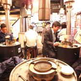【1階】カウンター3席・ドラム缶テーブル席(イス有)