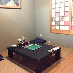 個室完備!席数が限られますので、利用の際は事前予約がオススメです。