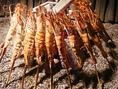 お店の看板メニューの焼き物は定番品です!炭火で豪快に焼き上げた焼き物を是非ご賞味ください。