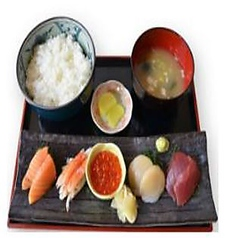 小樽ポセイ丼 堺町総本店のコース写真