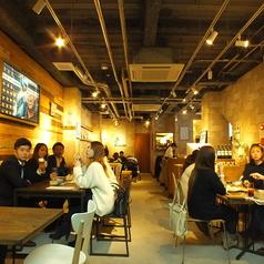 TASMANIAN CAFE 37 タスマニアン カフェ ミーナの雰囲気1