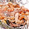料理メニュー写真魚介ミックス