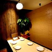 掘りごたつ式の半個室もご用意しております。仲間内での飲み会や合コン等、多目的に使用できます。もつ鍋付きの宴会コース「煽」は全8品3480円からご用意しております。飲み会など各種ご宴会にピッタリの内容となっております。東梅田での各種宴会をお考えでしたら、ぜひ当店へお任せください!