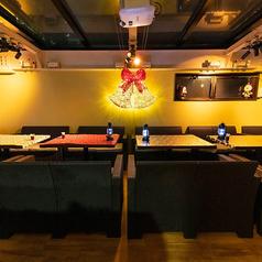 個室肉バル 東京スタイル サンクス 八重洲店の雰囲気1