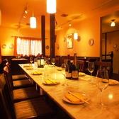 ≪貸切利用OK≫2Fは全てテーブル席でごゆっくりくつろいで頂けます。10名前後の小パーティーに最適♪貸切は25~最大60名まで可能!!各種ご宴会やパーティーなどでご利用頂けます。
