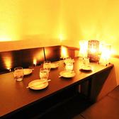 広々とした少人数の個室でいつもとひと際違うお食事を。落ち着いた空間でゆっくりと語らいの時間をお過ごしください。各種宴会コース、クーポン等サービスも充実しております。ぜひお気軽にご相談ください♪(新宿 個室 居酒屋 食べ放題 女子会 宴会 女子会 飲み会 合コン デート 歓送迎会)