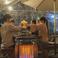 【冬季限定】鍋小屋はテント内でストーブも完備しているので暖かい空間です。