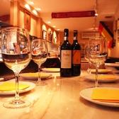 ≪女子会・誕生日会に≫本場のバルの雰囲気が楽しめます。4~6名様前後の女子会や誕生日会に◎スペイン雑貨を取り揃え、まるでスペインにいるよう。スペインの料理とワインでゆったりお楽しみください♪