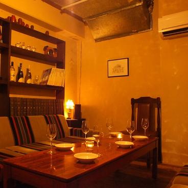 カフェ サンズ Cafe SUNSの雰囲気1