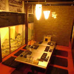蒸し茶家 自然の中で…NATURAL FOODの雰囲気1