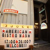 アメリカン×本格料理の数々。横浜唯一!?のお店