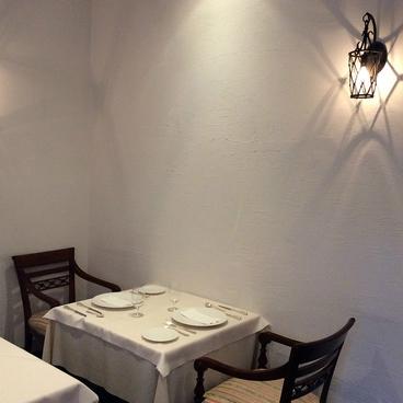 レストラン Tournesolの雰囲気1