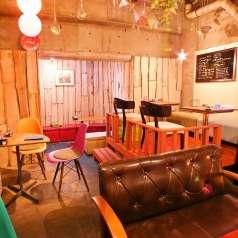 リゾットカフェ 東京基地 吉祥寺店の特集写真