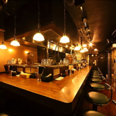 麺屋 藤しろ 目黒店の雰囲気3