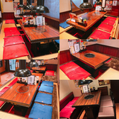 17~22名様用 貸切座敷テーブル席