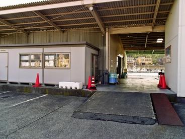 田子の浦港 漁協食堂の雰囲気1