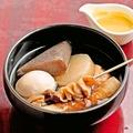 料理メニュー写真讃岐風おでんおまかせ五種盛