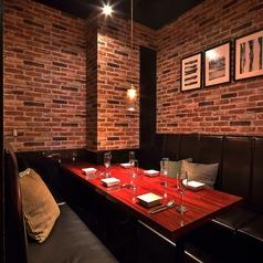 会社宴会や歓送迎会、お誕生日にぴったりなお洒落なデザイナーズ空間!