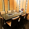 会食・接待・会社宴会におすすめな個室。