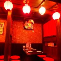 歌舞伎町で豪華な半個室!ゆっくり楽しめる名スポット♪
