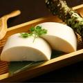 料理メニュー写真手作り寄せ豆腐~奄美の天然塩で~