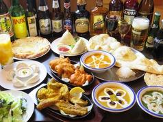 インド・ネパールレストラン サリミラの詳細