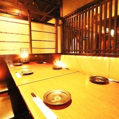 落ち着きのある和空間は幅広いシーンにご利用いただけます!おしゃれな和空間と美味しいお料理でおもてなしいたします!お席のご相談や下見のご希望などお気軽にお電話でお問い合わせください!